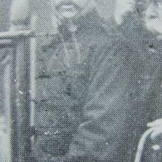 Superintendent Ezekiel Perkins. (Gloucestershire Police Archives URN 8658)