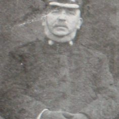 Superintendent Frederick Phelps (Gloucestershire Police Archives URN 8660)