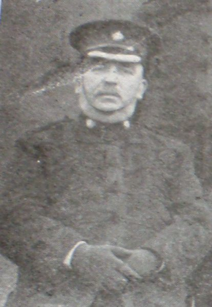 Superintendent Frederick Phelps. (Gloucestershire Police Archives URN 8660)
