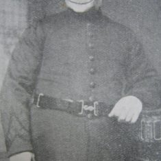 Inspector William Piff. (Gloucestershire Police Archives URN 8662)