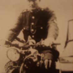 Police Constable Richard Pole. (Gloucestershire Police Archives URN 8664)