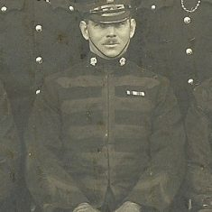 Inspector James Price 1920. (Gloucestershire Police Archives URN 8666)