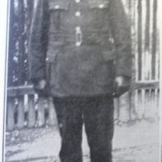 Superintendent James Price. (Gloucestershire Police Archives URN 8668)