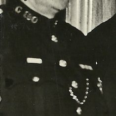 Police Sergeant  180 Walter Ryland. (Gloucestershire Police Archives URN 8677)