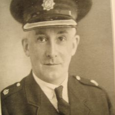 Superintendent Arthur St Clair Sainsbury. (Gloucestershire Police Archives URN 8678)