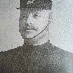 Inspector John Edward Selwood (Gloucestershire Police Archives URN 8681)