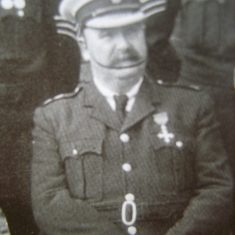Superintendent 365 John Shelswell. (Gloucestershire Police Archives URN 8683)
