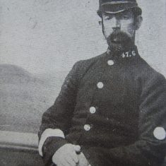 Police Constable 47 James Simpson. (Gloucestershire Police Archives URN 8685)
