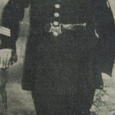 Police Sergeant George Smith 1905 (Gloucestershire Police Archives URN 8692)