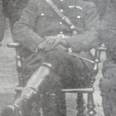 Chief Constable Stanley Clarke. (Gloucestershire Police Archives URN 8695)