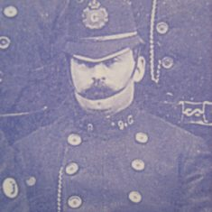 Police Constable 9 Henry William Stickley. (Gloucestershire Police Archives URN 8696)
