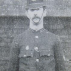 Police Constable 105 Walter Townsend (Gloucestershire Police Archives URN 8704)