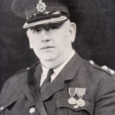 Chief Superintendent William Edward Wakefield. (Gloucestershire Police Archives URN 8710)