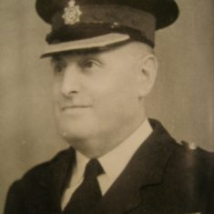 Superintendent Frederick John Williams. (Gloucestershire Police Archives URN 8722)