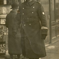 Police Constable Horace Henry Winstone. (Gloucestershire Police Archives URN 8724)