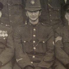 Police Constable Alfred Wroot. (Gloucestershire Police Archives URN 8727)