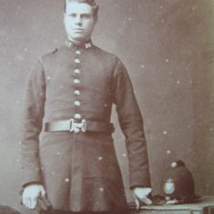 Police Constable 247. (Gloucestershire Police Archives URN 8730)