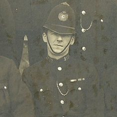 Police Constable 265. (Gloucestershire Police Archives URN 8731)