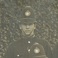 Police Constable 329. (Gloucestershire Police Archives URN 8734)