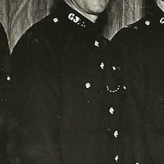 Police Constable 375. (Gloucestershire Police Archives URN 8737)
