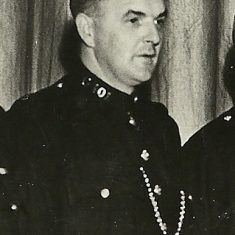 Police Constable 401. (Gloucestershire Police Archives URN 8740)