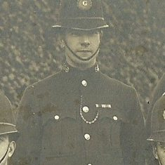 Police Constable 658. (Gloucestershire Police Archives URN 8742)