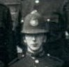 Police Constable 341 Albert Randell awarded Silver Braid for stopping a runaway horse on 4th June 1935. (Gloucestershire Police Archives URN 8746)