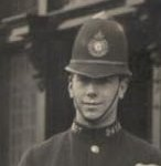 Police Constable George Wynniatt awarded Silver Braid 7th JUly 1922 for rescuing a woman from a fire. He was also awarded £5 as well as 3 guineas and a certificate  from the Society for Protection of Life from Fire. (Gloucestershire Police Archives URN 8750)