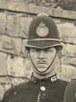 Police Constable 62 Talbot Holland awarded Silver Braid for stopping a runaway horse as a Sergeant on 24th September 1928. (Gloucestershire Police Archives URN 8754)