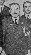 Special Constable WF Williams awarded Silver Braid on 2nd November 1939 for gallant action in saving life from fire also awarded a Medal from Society of Protection of Life. (Gloucestershire Police Archives URN 8756)