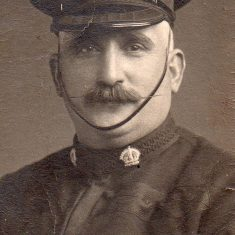 Inspector James Gardner (Gloucestershire Police Archives URN 9328)