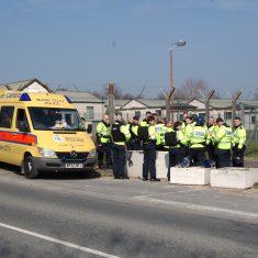 Mobile CCTV van. (Gloucestershire Police Archives URN 9750)