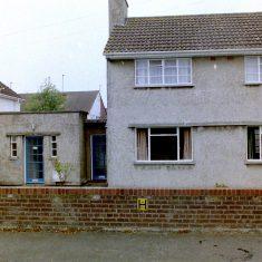 Brockworth Police Station. (Gloucestershire Police Archives URN 9781)