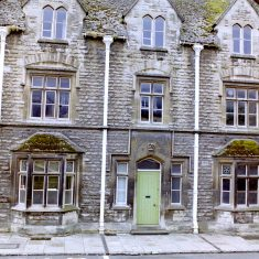 Chipping Campden Police Station. (Gloucestershire Police Archives URN 9783-1)