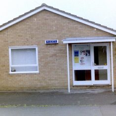 Churchdown Police Station. (Gloucestershire Police Archives URN 9784)