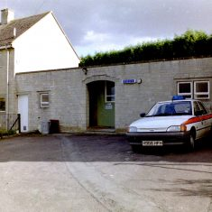 Northleach Police Station. (Gloucestershire Police Archives URN 9797-2)