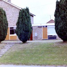 Shurdington Police Station. (Gloucestershire Police Archives URN 9799)
