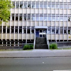 Cheltenham St Georges Road Police Station. (Gloucestershire Police Archives URN 9800)