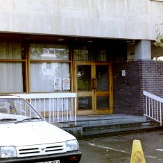 Holland House Headquarters. (Gloucestershire Police Archives URN 9805)