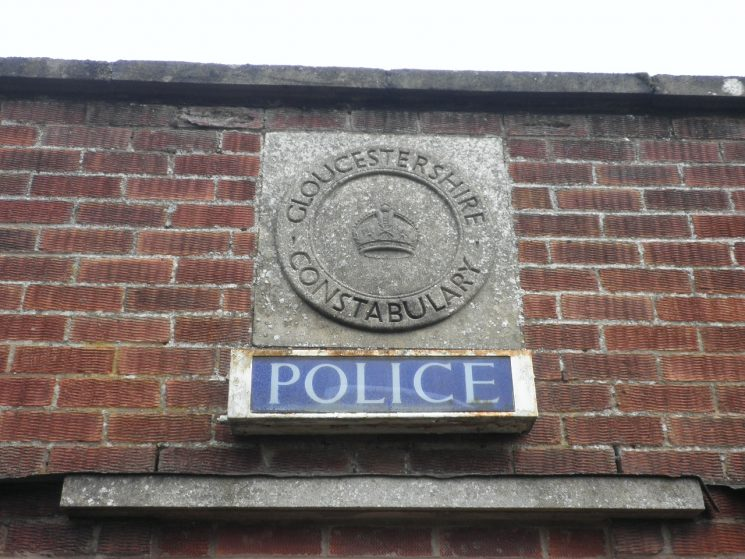 Staunton Police Station (Gloucestershire Police Archives URN 1671-8)