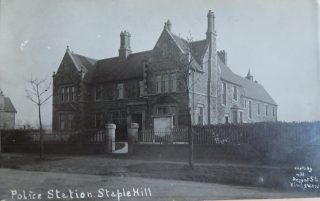 Staple Hill Police Station (Gloucestershire Police Archives 10032)
