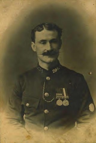 Police Constable Neems (Gloucestershire Police Archives URN 10241)