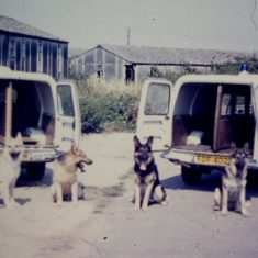 Thought to be mid 1970s. (Gloucestershire Police Archives URN 10364)