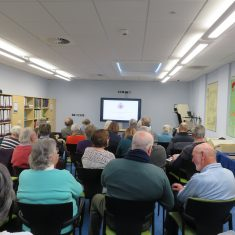 Talk given to Friends of Gloucestershire Archives. (Gloucestershire Police Archives URN 10467)