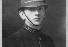 Police Constable Sydney Dobbs