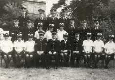 Police Cadets End Of Year July 1977