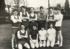 South West Regional Cross County Championships 1978