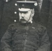 Superintendent Thomas Griffin. (Gloucestershire Police Archives URN 10525)