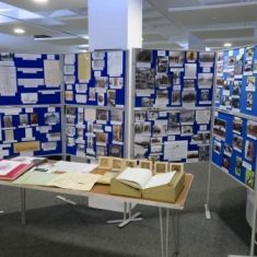 Archives on Tour at Tewkesbury Council Offices. Police Reception. (Gloucestershire Police Archives URN 10563)
