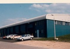 Bamfurlong Motorway Patrol Centre